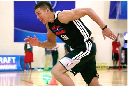 NBA Draft Combine 2014: Biggest Winners and Losers from Chicago - Bleacher Report | NBA games | Scoop.it