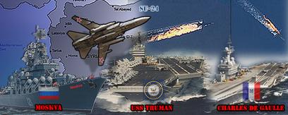 CNA: La discordia entre Estados Unidos y Rusia sobre Siria avivada por derribo del avión de combate ruso por Turquía | La R-Evolución de ARMAK | Scoop.it