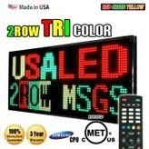 Worlds No.1 USA LED SIGN - Electronic Message Boards | Digital Billboards | Scoop.it
