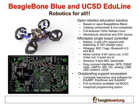 BeagleBoard.org - blue | Raspberry Pi | Scoop.it
