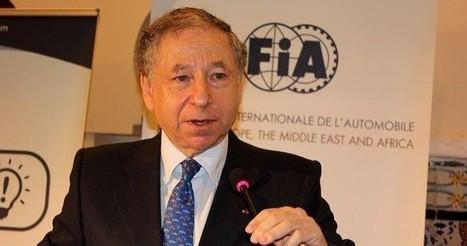 LE PRÉSIDENT DE LA FIA JEAN TODT '' PAS OPPORTUN DE LIER LA FIA AU DRAME DE PARIS''   Auto , mécaniques et sport automobiles   Scoop.it