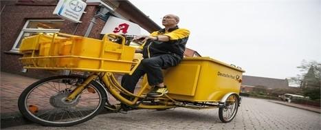 DECRYPTAGE - Vélo-cargo : le phénomène déferle sur la France | triporteur | Scoop.it