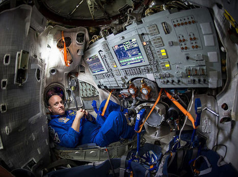 Astronaut Scott Kelly to return to space for one year | fitness, health,news&music | Scoop.it