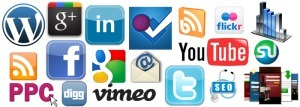 """What is the job of a """"Social Media Manager"""" forevents? 