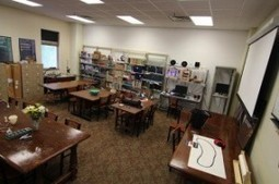 A Librarian's Guide to Makerspaces: 16 Resources - Ellyssa Kroski  | OEDB.org | The Information Professional | Scoop.it