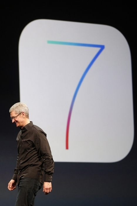 iOS7: Not exactly off to a flying start | Bring back UK Design & Technology | Scoop.it
