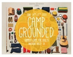 Camp Grounded | Daily Poke | Brand Republic blogs | Cultural Evolution Now | Scoop.it