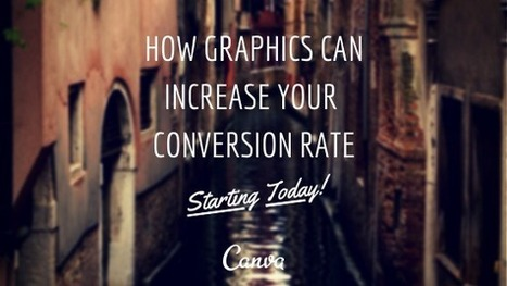 How Graphics Can Increase Your Conversion Rate – Starting Today | Comunicació associativa | Scoop.it