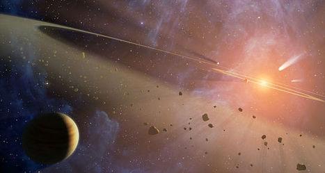Did Dark Matter Kill the Dinosaurs? | Interesen gunea | Scoop.it