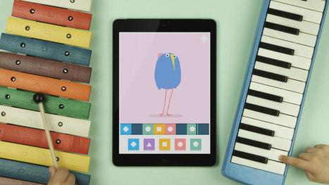App-Kids: Musikmachen mit Tablets im Kindergarten - Forschungsstelle Appmusik   Android and iPad apps for language teachers   Scoop.it