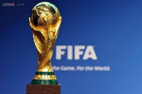 FIFA World Cup ticket demand hits 2.56 mn - IBNLive - Games | FIFA World Cup 2014 | Scoop.it