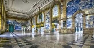 La estación de São Bento, Oporto, entre las 20 más bellas del mundo | Temas varios de Edu | Scoop.it