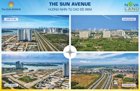 Căn hộ Novaland Sài Gòn - Khởi nghiệp kinh doanh với mô hình Officetel tại The Sun Avenue quận 2   Quảng cáo   Scoop.it