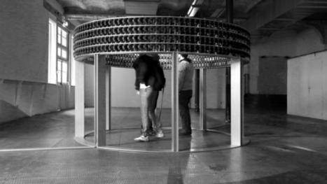 Du numérique dans l'art - dossier STEREOLUX Nantes | art move | Scoop.it