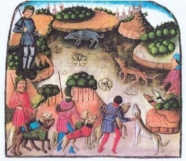 Caza « Edad Media   Vida cotidiana en la Época Medieval   Scoop.it