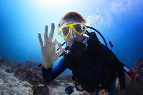 Simply Scuba Blog » 10 Tips to Prevent Your Dive or Snorkelling Mask From Leaking | All about water, the oceans, environmental issues | Scoop.it