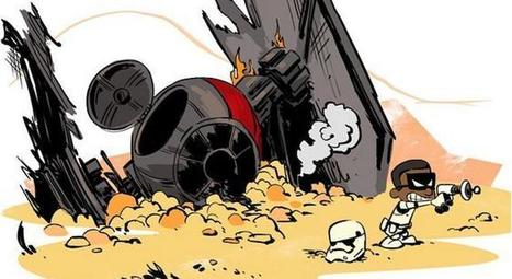 'Star Wars' Reimagined In 'Calvin And Hobbes' | Organic Pathos | Scoop.it