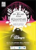 Blog - Office de Tourisme de Reims: INAUGURATION DES HALLES DU BOULINGRIN DE REIMS DU 14 AU 16 SEPTEMBRE 2012 | OT et régions touristiques de France | Scoop.it