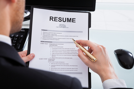 Jumpstart Your Service Advisor Career With These 3 Tips for a Better Resume | Auto Industry News | Scoop.it