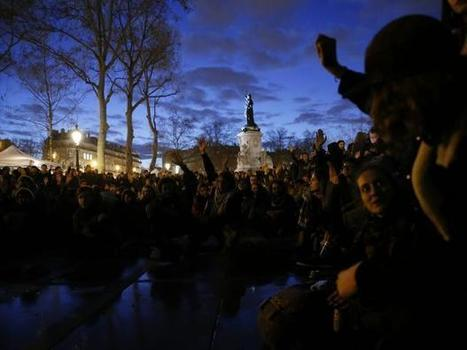 Meet the 'crazy Left' French protesters with no leaders and no demands   Peer2Politics   Scoop.it
