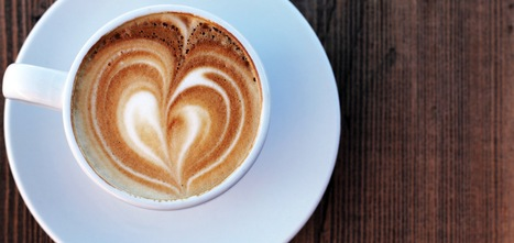 Drink Too Much Coffee? Jawbone's UP Coffee App for iOS Can help | iPads in Education | Scoop.it