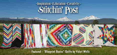 Jaybird Quilts Patterns & Books | Fiber Arts | Scoop.it