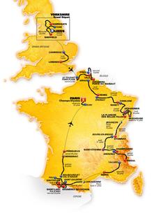 Cinq nouveautés sur le Tour 2015 - Tour de France | Revue de presse internet | Scoop.it