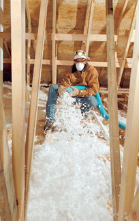 Rosie on the House: More isn't always better when it comes to insulation - TriValley Central | Deck Resurfacing Phoenix | Scoop.it