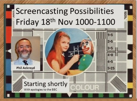 Screencasting Variety Showcase | REC:all | Scoop.it