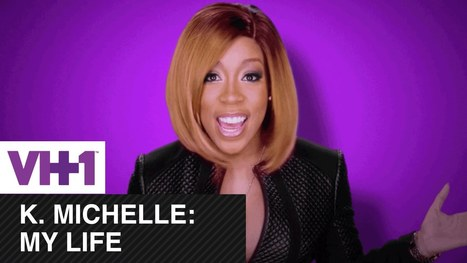 "K. Michelle On ""Poli-tricks"" And The Business Of Reality 