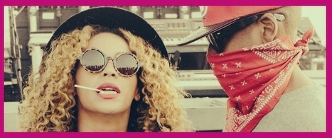 Beyonce Posts Up With Jay Z, Dances With Her Sister Solange, Wins Coachella | Celebrity Gossip | Scoop.it
