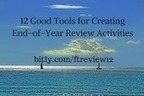 Free Technology for Teachers: 12 Good Tools for Creating End-of-Year Review Activities | Edtech PK-12 | Scoop.it