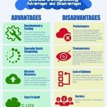 Cloud Computing: Advantages and Disadvantages | Visual.ly | INTERESTS | Scoop.it