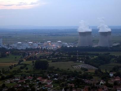 Déchets radioactifs : la centrale du Bugey en procès - LyonCapitale.fr | Balades Lyonnaises | Scoop.it