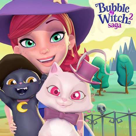 Bubble Witch Saga 2 Free Game | Angry Birds Go! | Play Candy Crush Saga Games | Scoop.it