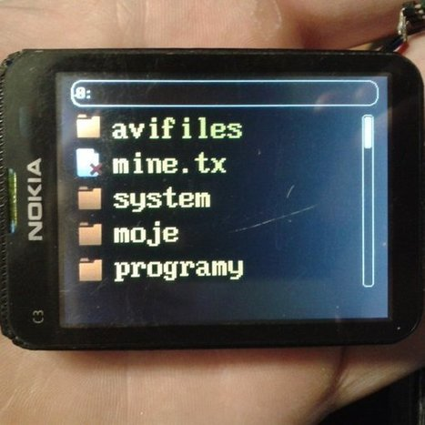 nWatch-Selfmade watch that helps You learn STM32 programming | Open Source Hardware News | Scoop.it