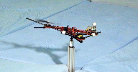 Los drones de una hélice también vuelan | Hacked Freedom | Scoop.it