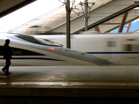 The five best high speed rail networks in the world | TheCityFix | Transportation for the Future | Scoop.it