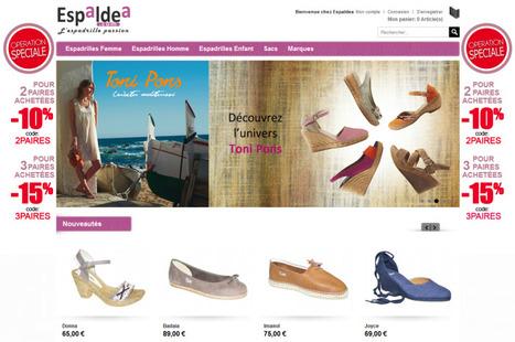 Témoignage de Christophe de la boutique Espaldea | WebZine E-Commerce &  E-Marketing - Alexandre Kuhn | Scoop.it
