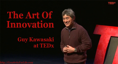 The Art Of Innovation (Video) - Creativity For Life | Creativity & Innovation - Interest Piques | Scoop.it