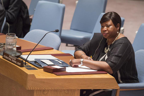 UN News - Political progress in Libya 'carries promise' of ending impunity for atrocity crimes – ICC Prosecutor | Saif al Islam | Scoop.it