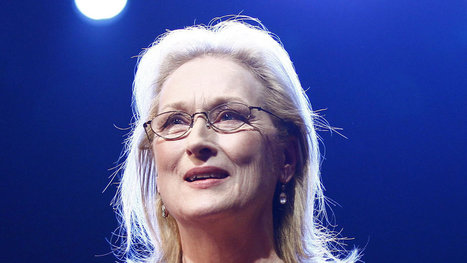 Meryl Streep Reads 'The Testament of Mary' | books | Scoop.it