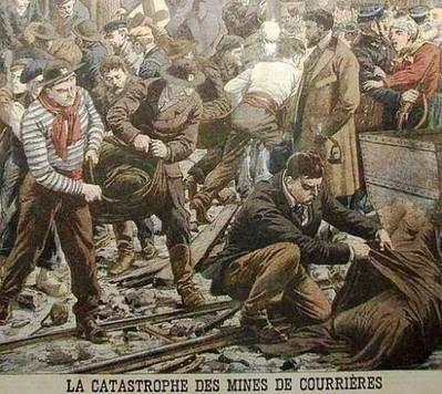 Grootste mijnrampen ooit - IsGeschiedenis IsGeschiedenis | KAP-BuysE | Scoop.it