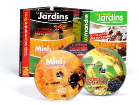 La trilogie Jardins>La Salamandre | Les colocs du jardin | Scoop.it
