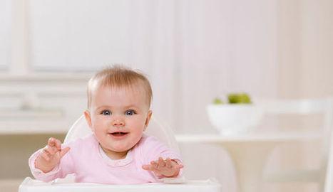 Comment bien choisir la chaise haute de son bébé? - L'Express   Puériculture   Scoop.it