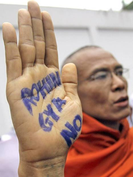 Burma's monks call for Muslim community to be shunned | HumanRight | Scoop.it