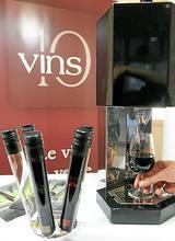 10-vins commercialise des grands crus au verre dans un flacon de 10cl, Thibault Jarousse, dans GMB – 08/09 | Articles Vins | Scoop.it