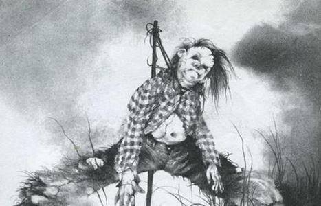 Anyone remember Scary Stories to Tell in the Dark? | The Weird, Strange and Bizarre | Scoop.it