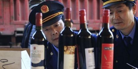 La moitié des bouteilles de Château Lafite vendues en Chine seraient des fausses | Le vin quotidien | Sc