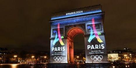JO 2024 : la tour Eiffel pour représenter la candidature de Paris | Médias sociaux et tourisme | Scoop.it